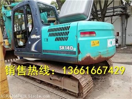 直销二手神钢SK140超8挖掘机正宗14年原版机器