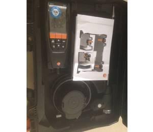 testo330-1LL燃烧效率分析仪