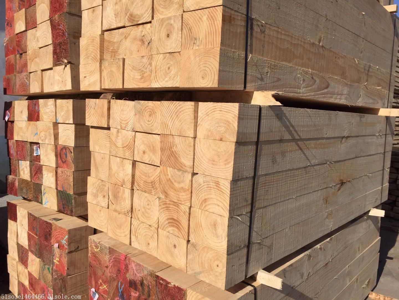 厂家供应建筑木方 建筑口料 建筑木方烘干防虫蛀