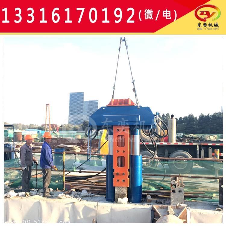 拔H工法型钢,拔桩机SM型钢,液压拔桩机大压力