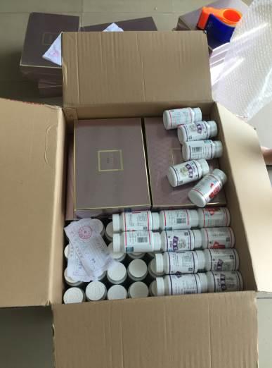 北京寄面霜化妆品到巴基斯坦走国际快递双清到门