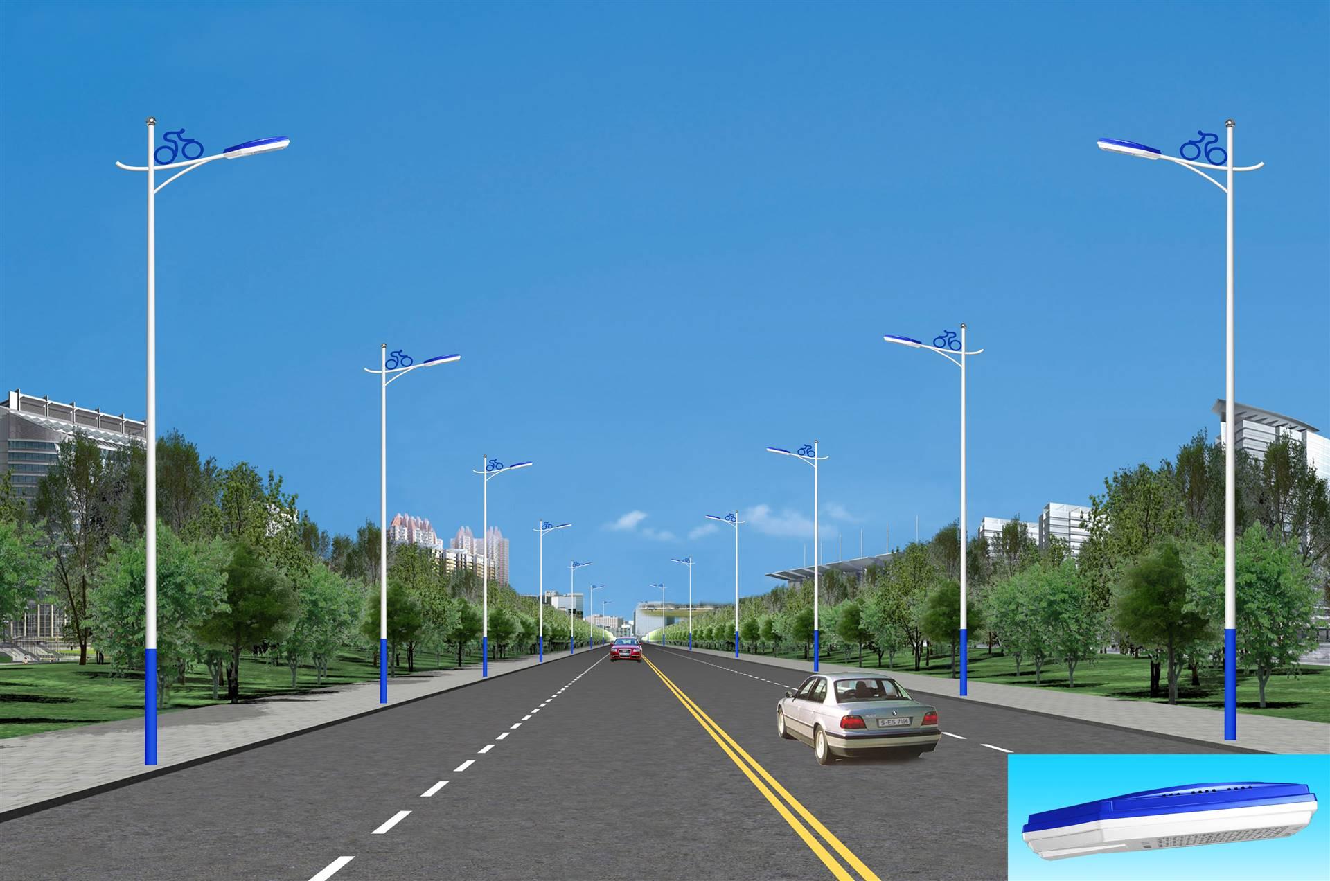 专业生产-锂电池太阳能路灯缩略图