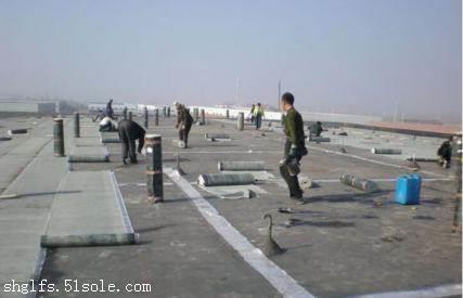 厂房屋面防水堵漏找专业公司-上海跃尊防水维修
