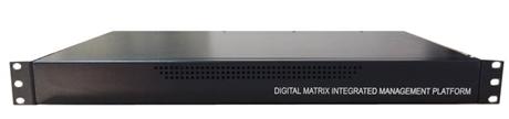 矩阵切换器 派尼珂高清监控4屏网络解码拼接矩阵NK-NTDM1600S5MP-