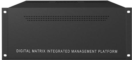 矩阵切换器 派尼珂500万解码24屏出H.265监控网络矩阵主机