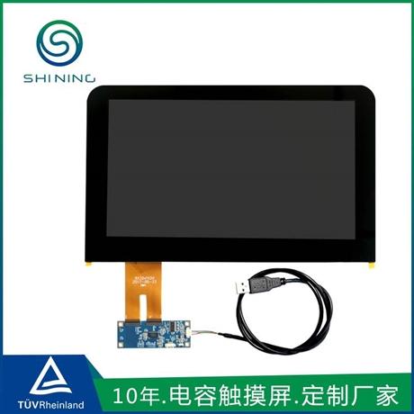 11.6寸电容式触摸屏 医护辅助设备诊察设备10点全贴合触摸屏