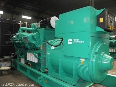 1340千瓦发电机出租