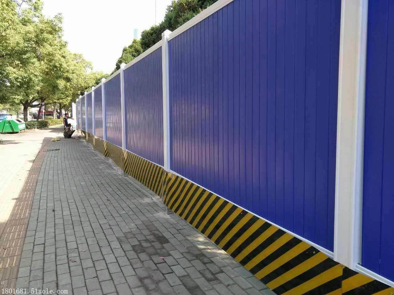 东莞彩钢板生产厂家   深圳彩钢板PVC围挡