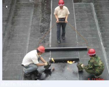 上海跃尊防水承接房屋漏水维修工程