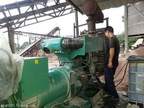 从化发电机维修保养