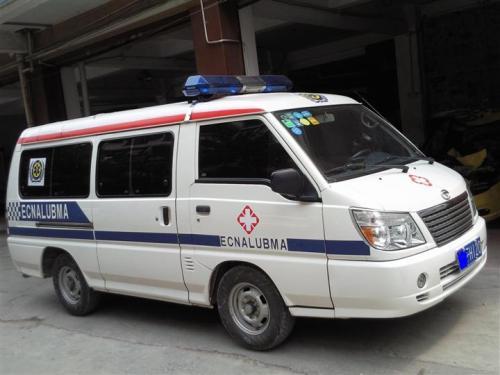 中山救护车出租中山正规120救护车出租