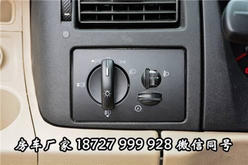 湖北中恒房车福特全顺房车车展价格
