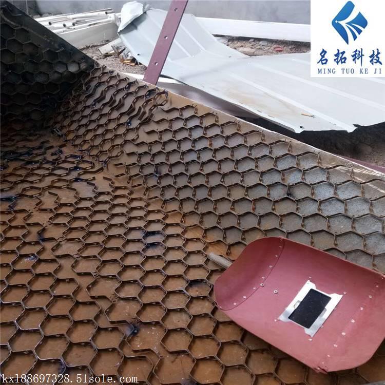 耐磨陶瓷涂料 龟甲网防磨料 耐磨胶泥