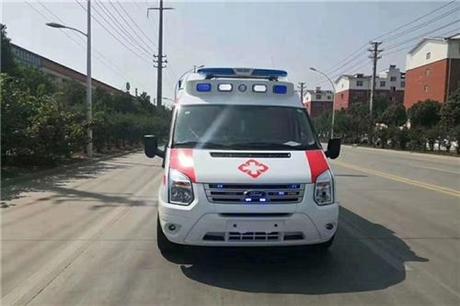 珠海救护车出租