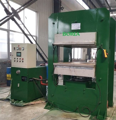 XLB-100T液压硫化机  平板橡胶硫化机   平板模压硫化机