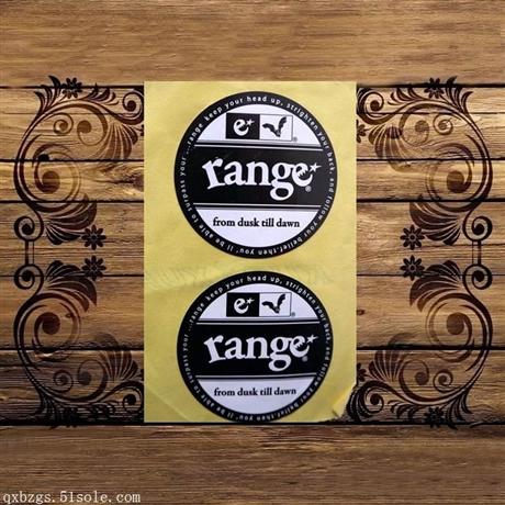 莱芜加工牛皮纸不干胶标签、质量保证