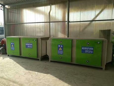 光氧催化废气处理设备 废气UV净化 废气排风量 光氧催化设备