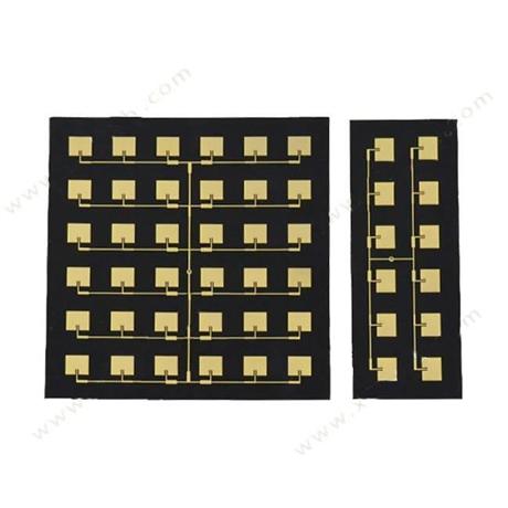 高频微波线路板罗杰斯5880阵列天线4350B混压板