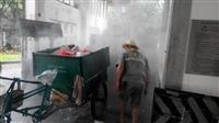 长沙垃圾填埋场喷雾除臭设备