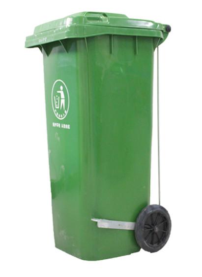 户外垃圾桶,小区街道塑料垃圾桶/垃圾箱