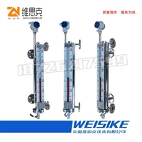 安徽UHZ-58/CFPPV不锈钢内衬高压磁翻板液位计优惠促销