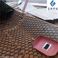 耐磨陶瓷涂料龟甲网防磨料