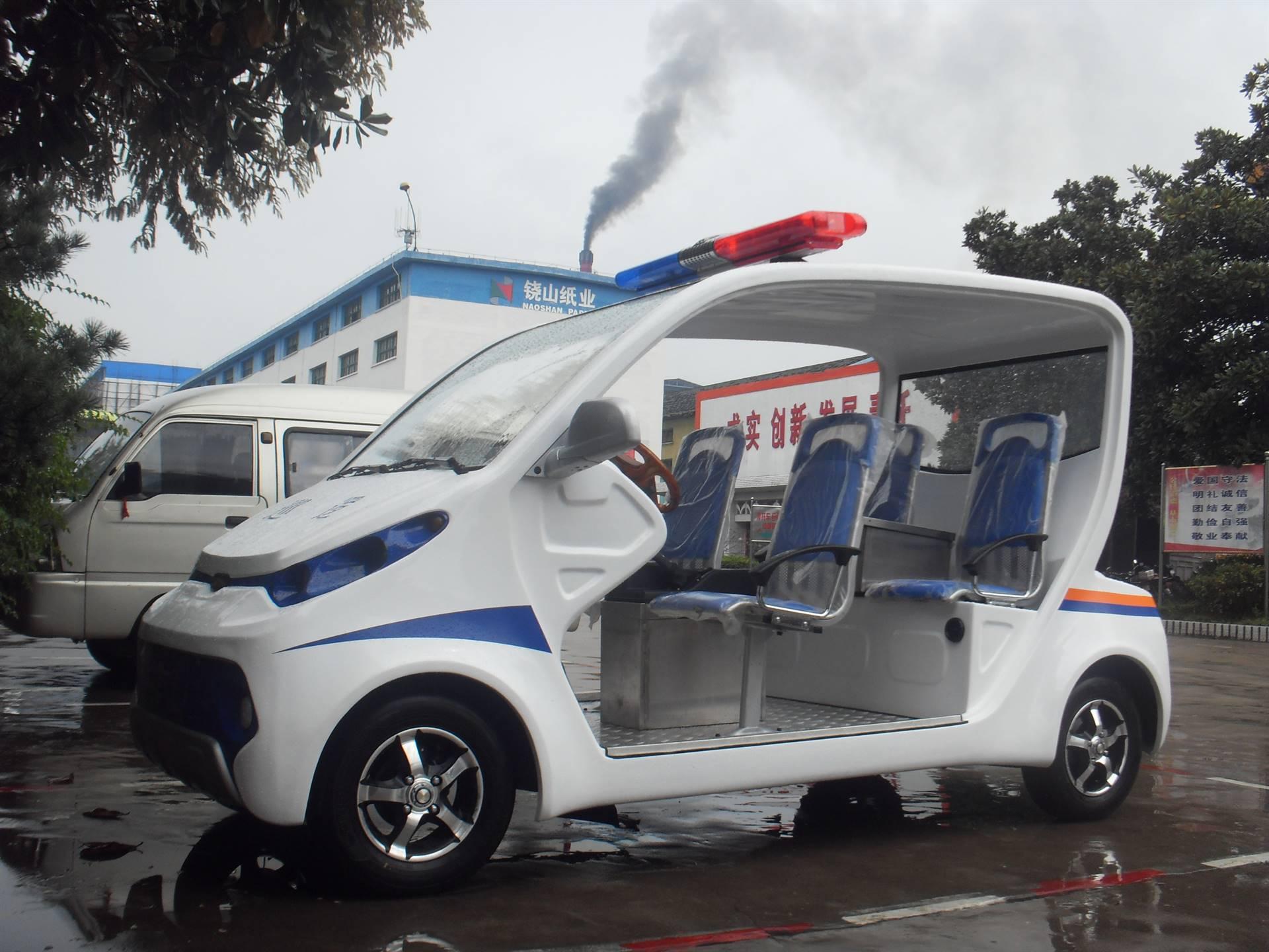 龙岩电动巡逻车2108款电动巡逻车