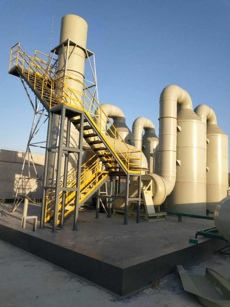 芜湖B型-碱液吸收塔价格废气处理厂家