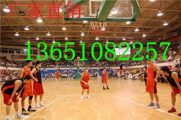篮球运动木地板价格 体育运动地板厂家安装