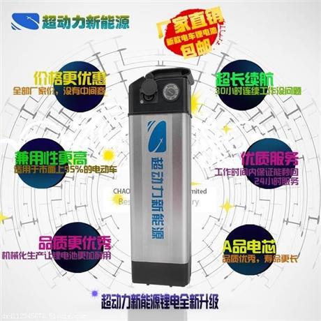 珠海大兴动力新能源厂家爆款直销银鱼款36V48V18650锂电池组