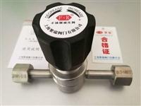 不锈钢氩气管道减压阀G1/2 4分DN15气体调节器表0.16mpa