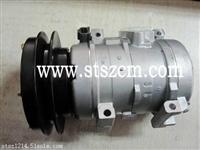 内蒙小松pc300空调压塑机厂家 小松全车配件