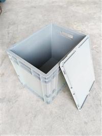 上海豐田汽車件專用物流箱 EU4333塑料周轉箱 PP塑料箱
