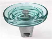 鋼化玻璃絕緣子U100-146玻璃絕緣子