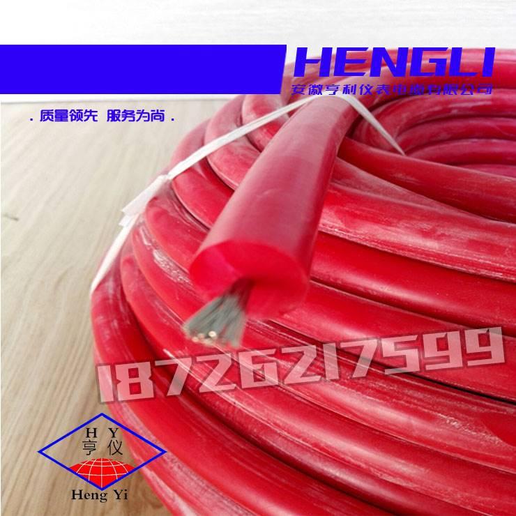 ZR-KGVP2-22亨利阻燃硅橡胶电缆木盘包装
