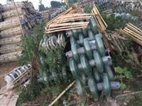 高价回收绝缘子 回收玻璃绝缘子 大量回收绝缘子