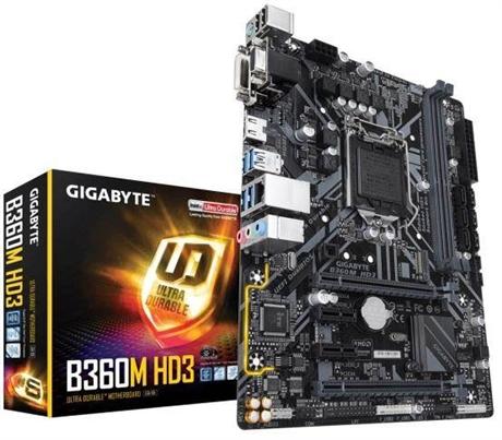 新余技嘉B360M HD3台式电脑主板