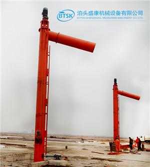 盛康机械专业生产销售LC垂直螺旋输送机