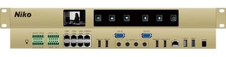 数字录播一体机 5机位嵌入式录播主机