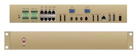数字录播一体机 NK-608ERH8机位嵌入式数字录播一体机