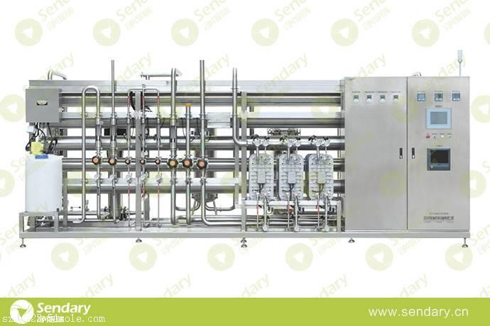 广州纯化水设备反渗透设备 深圳厂家科瑞供应 价格优势