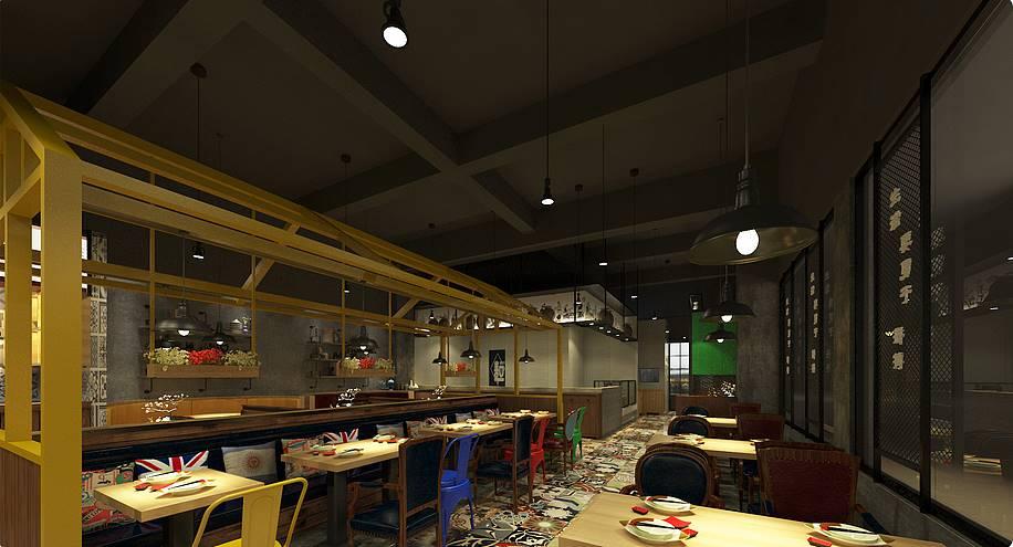 贵阳小餐馆装修设计公司