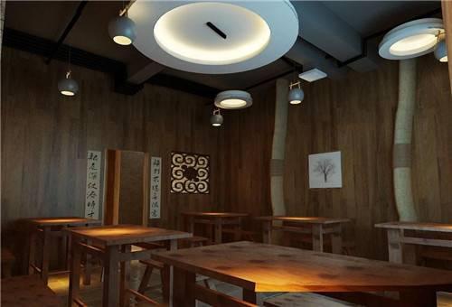 贵阳饭馆装修设计公司