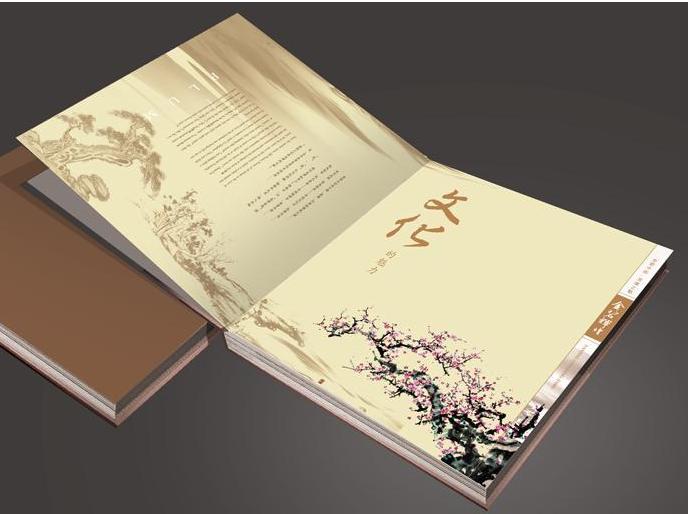 青岛宣传册设计彩页