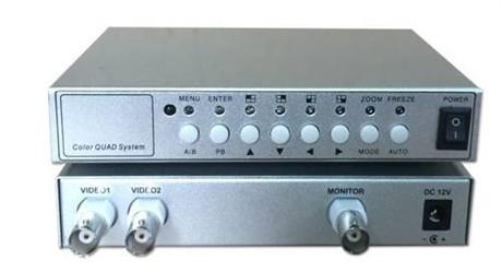 派尼珂NK-3202CQ工业彩色二画面分割器