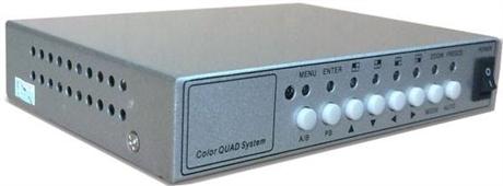 NK-3402CQ工业彩色二画面分割器
