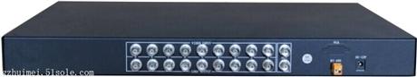 派尼珂NK-2909CQ工业彩色九画面分割器
