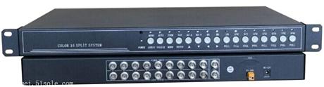 派尼珂NK-2912CQ工业彩色十二画面分割器