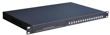 派尼珂NK-2916CQ工业彩色十六画面分割器