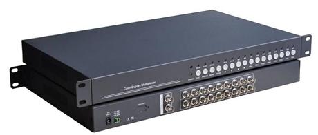 派尼珂NK-2924CQ工业彩色24画面分割器